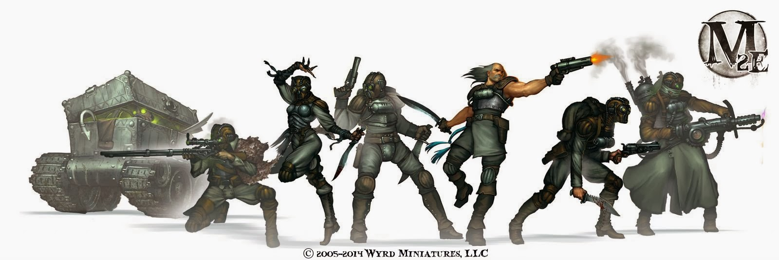 1000  images about Malifaux Art on Pinterest