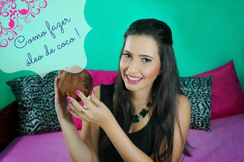 Como Fazer Oleo de Coco em Casa!