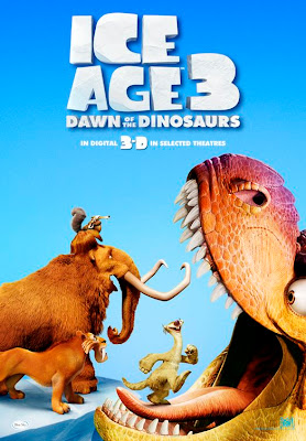 Watch Ice Age: Dawn of the Dinosaurs 2009 BRRip Hollywood Movie Online | Ice Age: Dawn of the Dinosaurs 2009 Hollywood Movie Poster