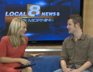 Big Brother 15 Judd Daugherty Interview Tennessee