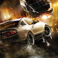 Shelby GT Mustang - Need For Speed Run iPad - iPad 2 Wallpapers 1