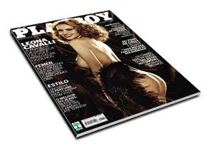 Playboy Leona Cavalli - Outubro de 2012