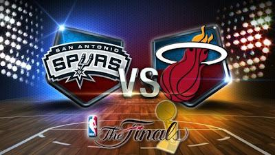 2013 NBA финальное расписание