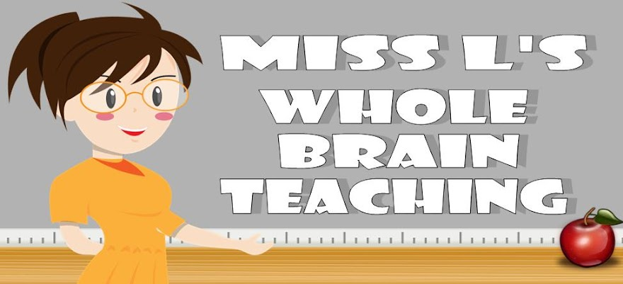 Miss L&#39;s Whole Brain Teaching