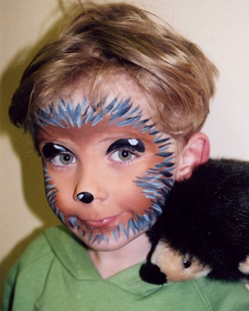 nounou pascale  maquillage h u00e9risson  mais  h u00e9risson grec