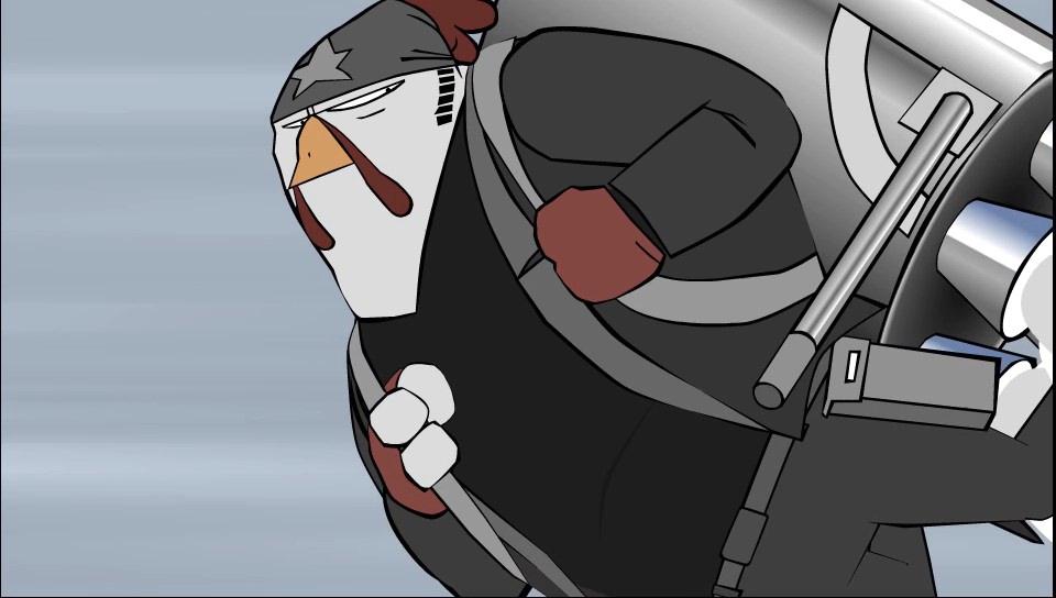 ロケットバード:ハードボイルドチキン