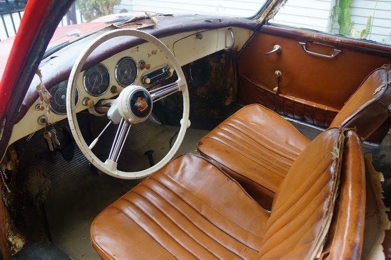 1958 Porsche 356 A Coupe California Car - Buy Classic Volks