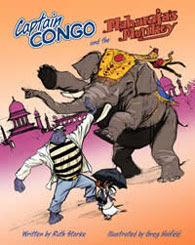 Captain Congo and the Maharajah's Monkey