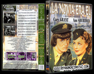 La Novia Era El [1949] Dvd Cover