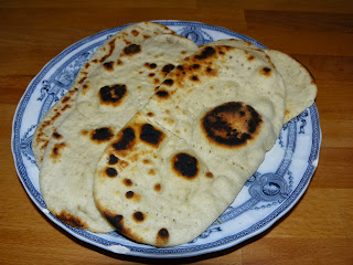 french village diaries naan bread recipe
