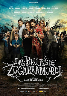 Poster de Las brujas de Zugarramurdi