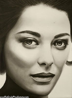 beauty art, portrait artist, portrait painting, black and white art, celebrity art, celebrity portraits, original artwork, oil painting