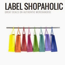 Label Shopaholic