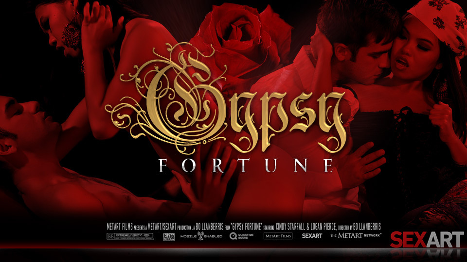 PhD3Xomm9-09 Cindy Starfall & Logan Pierce - Gypsy Fortune (HD Video) 03250