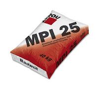Tencuiala Mecanizata MPI 25 Baumit, Pret, Livrare Gratuita, Tencuiala Mecanizata Var-Ciment, Tencuiala Mecanizata Interior