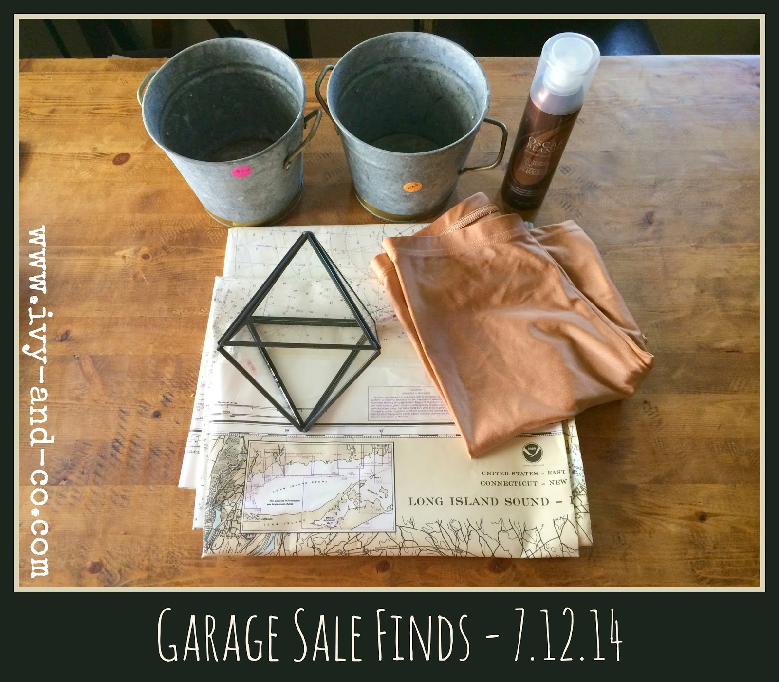 garage sale finds treasures deals in Maui Hawaii