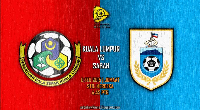 KL vs Sabah