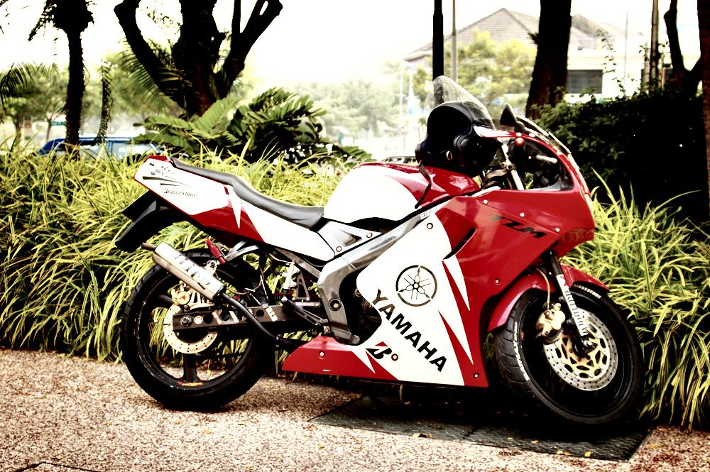 Borak-borak...: Highway Star : Yamaha 150 TZM