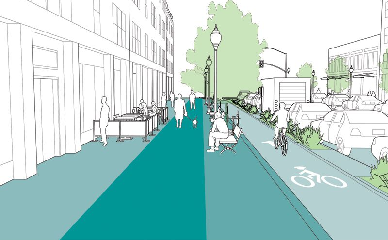El Paso Development News El Paso Looks To Revamp Street Design Guidelines