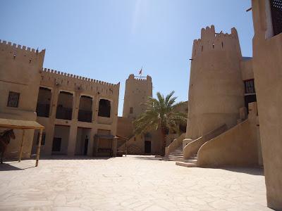 Fort at Ajman Museum