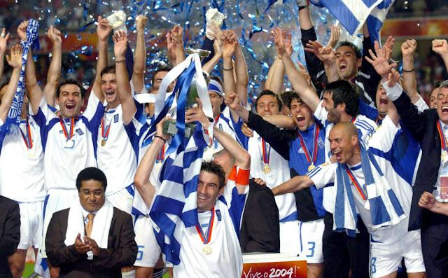 Σαν σήμερα 4 Ιουλίου η Εθνική Ελλάδας στέφεται πρωταθλήτρια Ευρώπης (ΦΩΤΟ & ΒΙΝΤΕΟ)