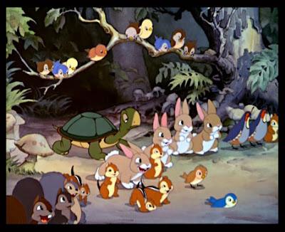 disney animals from princess snow white