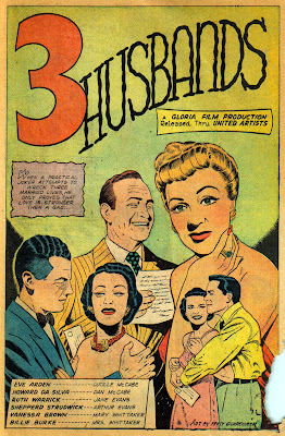 Three Husbands Comic Strip
