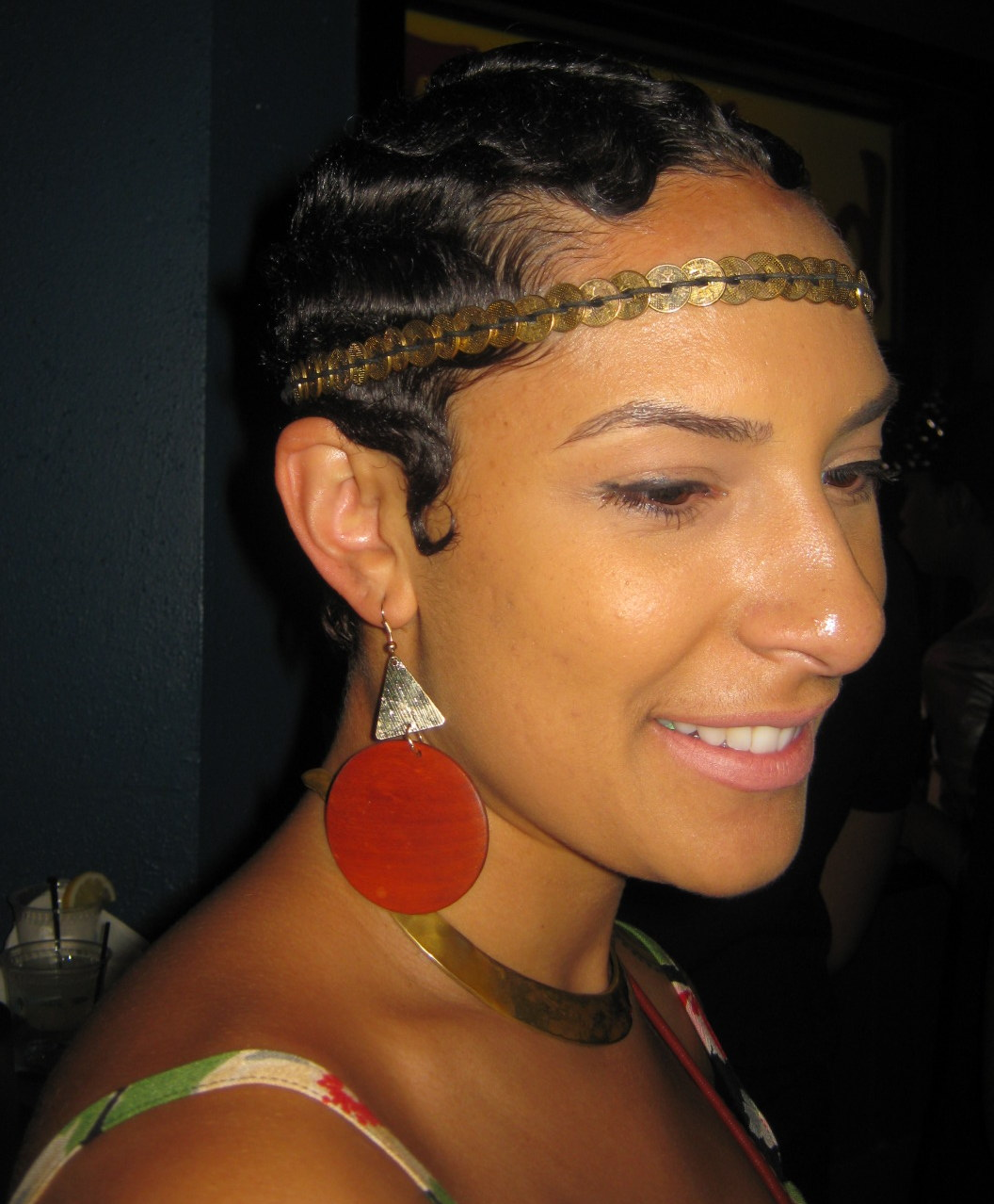 hairstyles with headbands displaying 17 images for 1920s hairstyles ...