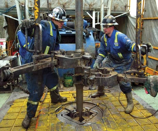oil rig jobs with no experience