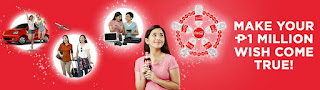 Coca Cola Promo, Wish Upon A COKE Parol