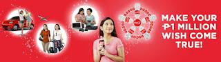 Coca Cola Promo, Wish Upon A COKE Parol