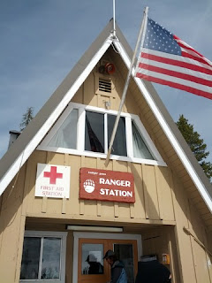 Badger Pass Ranger Station