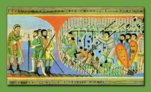 La Vigna del Signore dans immagini sacre Parabola