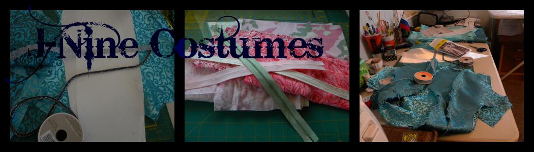 J-Nine Costumes