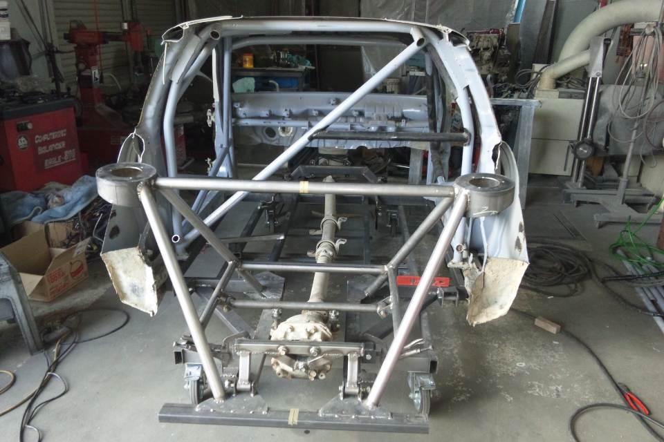 Dirt Trial Mitsubishi Mirage, Colt, CJ0, rally, wyścigi, projekt sportowego samochodu