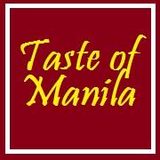 Taste of Manila
