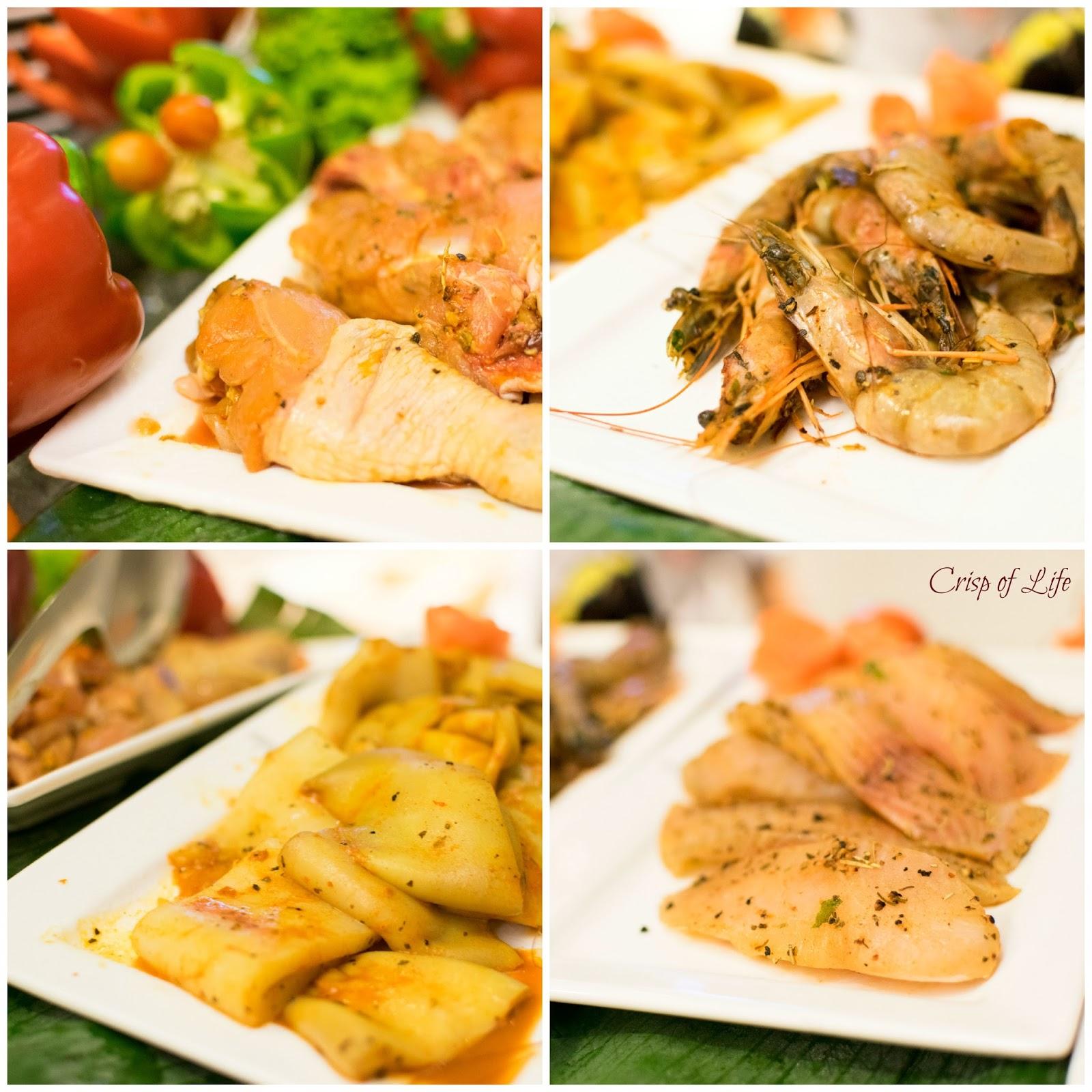 G Hotel Penang Buffet Taste Cafe