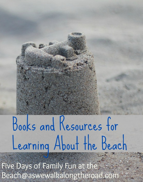 Books, crafts, and unit study ideas for the beach