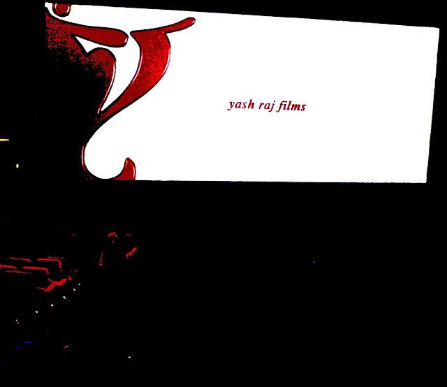 inside of a dark cinema hall