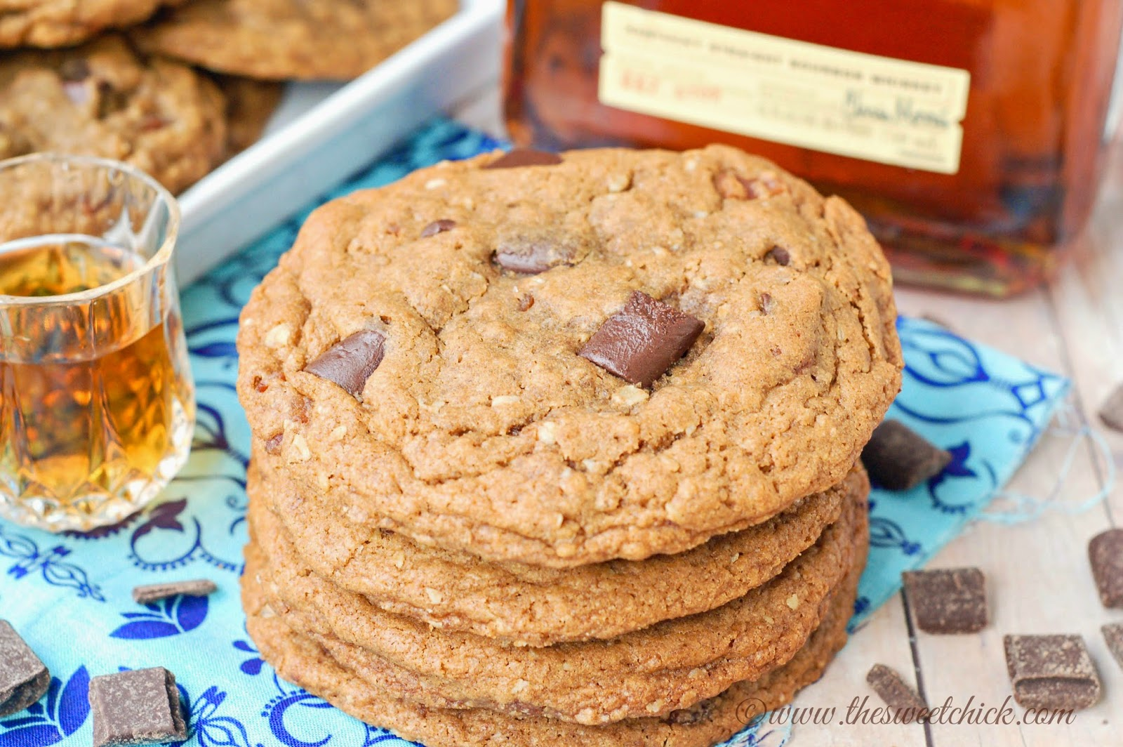 white chocolate chunk cookies no bake biscoff chocolate chunk cookies ...