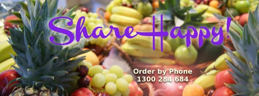 share happy fruit baskets
