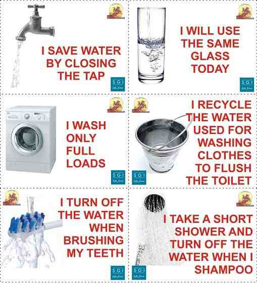 Mmkvo fb ways to save water water saving tips for What is the best way to save for a house