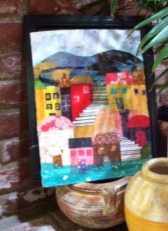 Venice inspired art