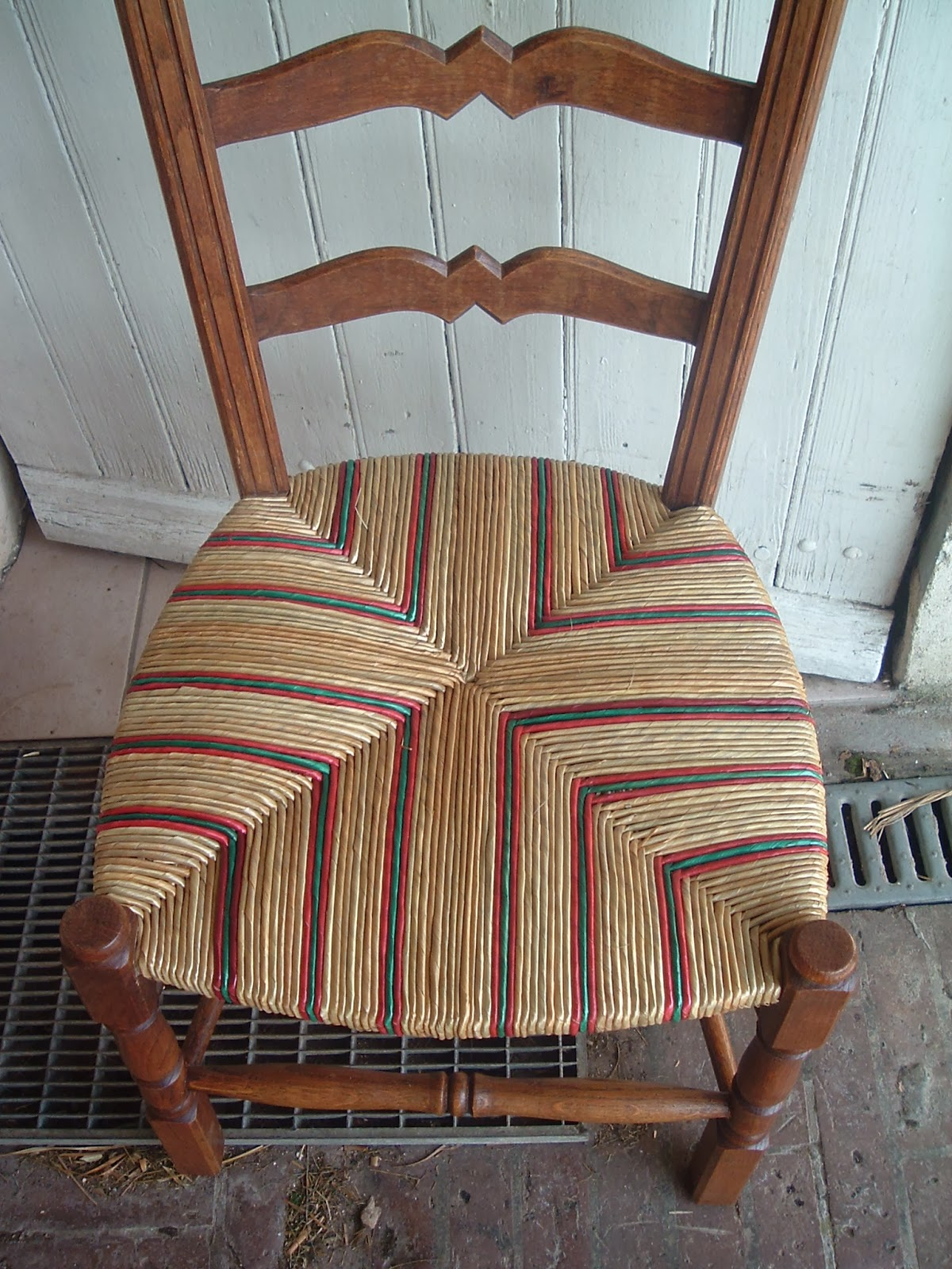 Cannage rempaillage chaises loiret for Rempaillage de chaises