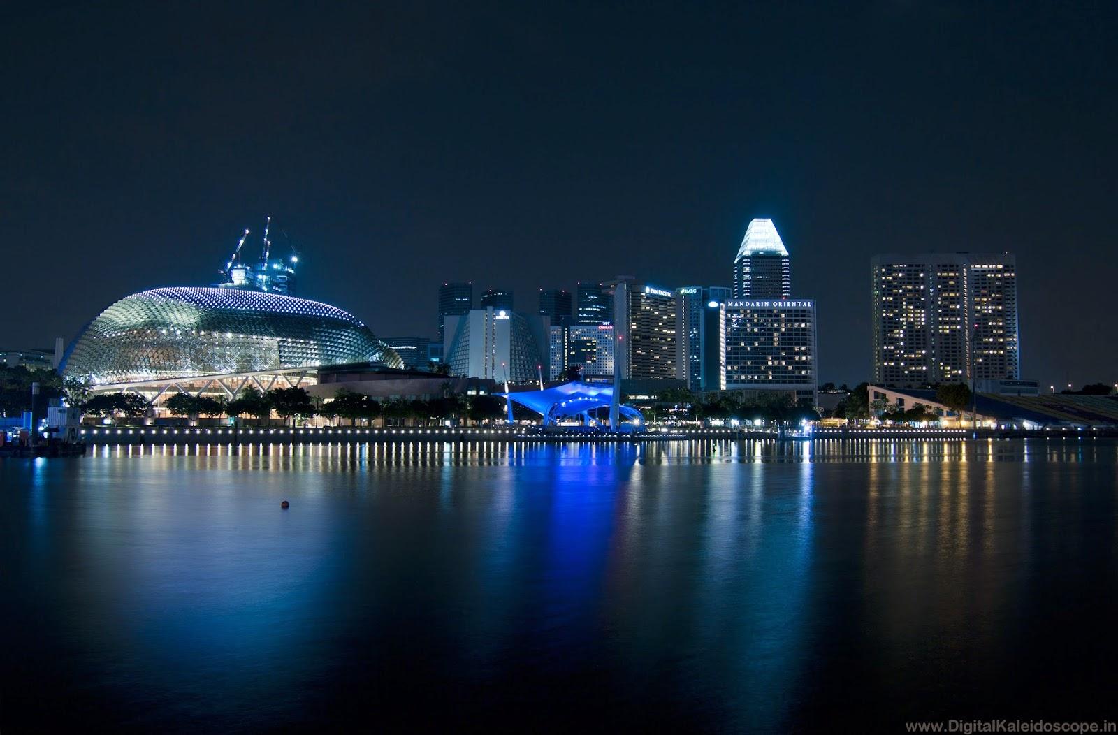 Esplanade Theatre Singapore