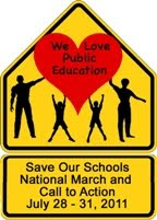 Save Our Schools March