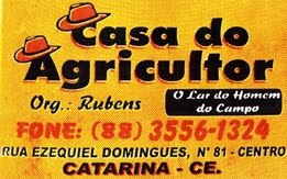 CASA DO AGRICULTOR