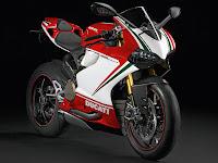 2012 Ducati 1199 Panigale S Tricolore Gambar Motor 1