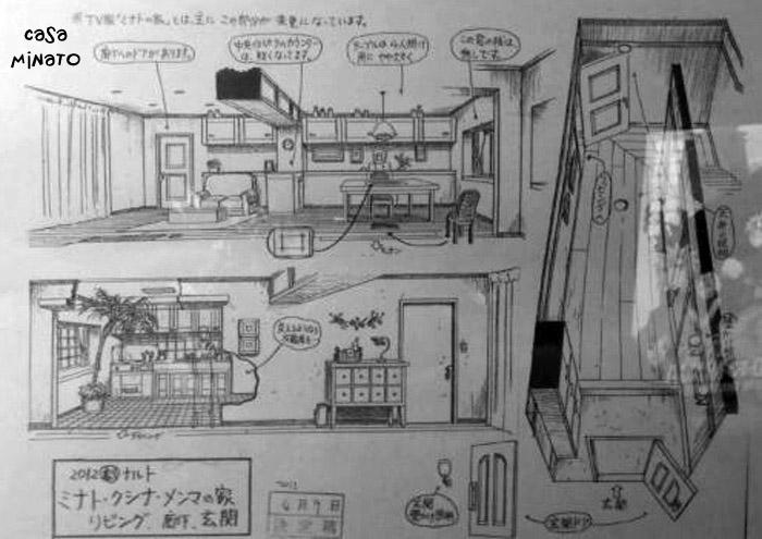 """Novidades """"Road To Ninja""""   (Scans) Minato-House-3"""
