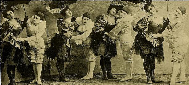 vintage dance show